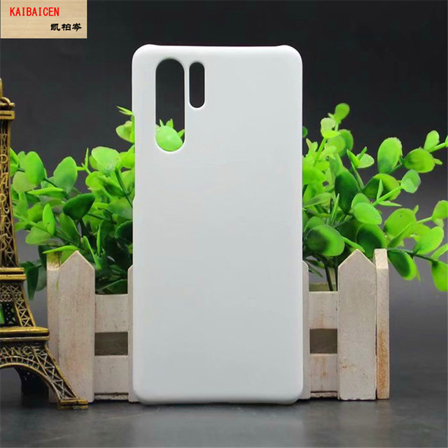 DHL Freeshipping For Huawei P30/P30 Pro/P30 Lite 3D Sublimation Cell Phone Cover Case