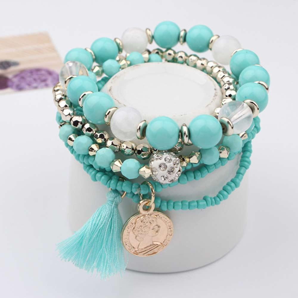 Multilayer Bracelets 5