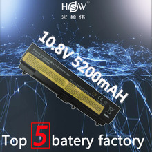 HSW ноутбука Батарея для lenovo E40 E50 L410 L412 L420 L421 L510 Батарея для ноутбука L520 SL410 SL510 T410 T420 T510 T520 W510 W520
