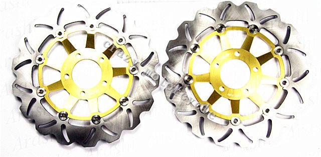 Free shipping motorcycle Brake Disc Rotor fit for Suzuki GSF1200 BANDIT 1996-2005 GSX1200 1999-2003 Front