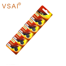 5x VSAI CR1216 Button Cell Batteries 3V Coin Battery For Watch Car Remote Control