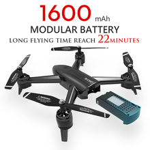 WiFi camera RC Drone Optical Flow 4K HD 20minutes fly Dual Camera Real Time Aerial Video RC Quadcopter Aircraft
