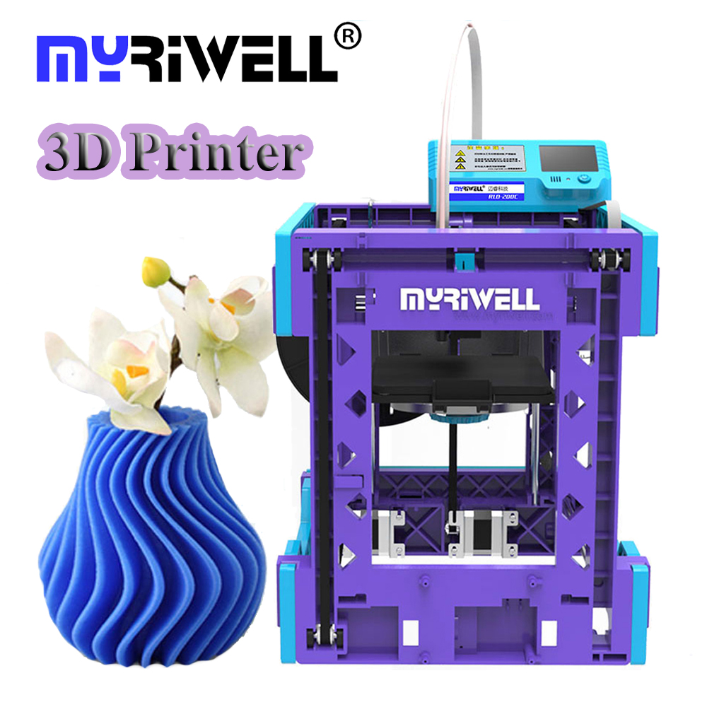 Myriwell RLD-200C 3D Printer 0.4mm Nozzle STL File format Support win7/XP/Vista/win10/win8 system 3D Printers high quality 3d model relief for cnc or 3d printers in stl file format staircase column 6