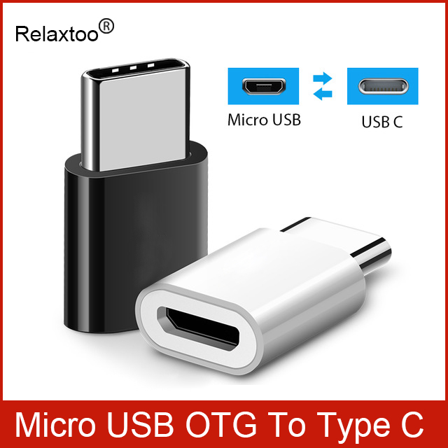 Ugreen USB Adapter USB C To Micro USB OTG Cable Type C Converter For Macbook Samsung Galaxy S8 S9 Huawei P20 Pro P10 OTG Adapter