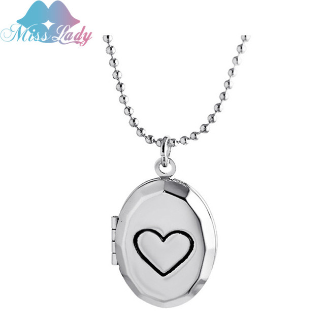 Miss lady fashion heart magnetic floating locket memory necklaces miss lady fashion heart magnetic floating locket memory necklaces pendants charm chain necklace jewelry accessories aloadofball Image collections