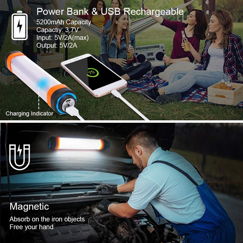 Rechargeable Portable