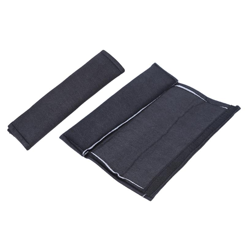 VODOOL Car Safety Seat Belt Pads Harness Safety Shoulder Strap Cushion Cover Shoulder Cover for Universal Car High Quality цена
