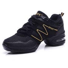 Kids' sneakers children's competitive aerobics shoes soft bo