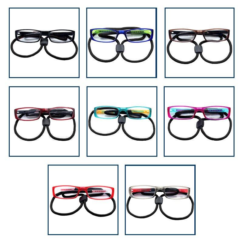 07adcb47e3 JN impresión 3 pares magnética gafas de lectura hombres mujeres gris  ajustable colgante cuello gafas de