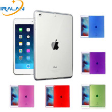 For ipad pro 9.7 A1673 A1674 TPU Soft Case Cover Crystal Clear Transparent Ultra