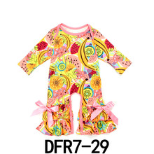 a2a58b81cc1 easter day girls rabbit babysuit rompers infant toddlers clothing baby  romper gown easter egg flutter sleeve