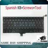 New OEM Laptop A1278 Espanhol Espanha Teclado para Macbook Pro 13