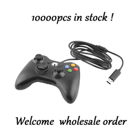 Best Selling USB Wired Game Controller For Xbox360 Gamepad Joypad Joystick For Xbox 360 Controller Slim