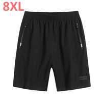 Plus Size XL Shorts Big Size Men S People Summer Loose Large Size Shorts 2018 New