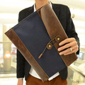 stacy bag hot sale men handbag male PU leather vintage briefcase man hand bag envelope bag business bag document bag
