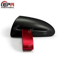 For Porsche GT3 Black Plastic RS Type Door Pulls Handle (987 Cayman/ 987 Boxster/ 997 Carrera) Accessories Racing Car styling