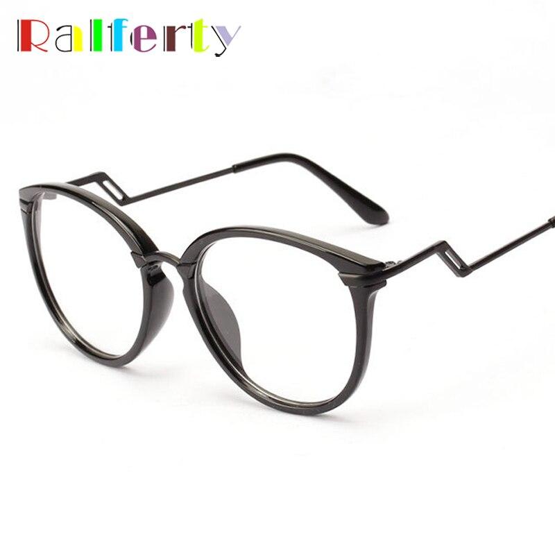 stylish frames for men's glasses ihrr  Ralferty Stylish Oversized Eyeglasses Frame for Women Eye Glasses Optic  Frames Female Eyeglass oculos feminino de