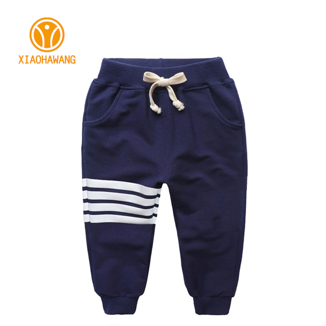 92fea0585527 Solid Boys Pants Sports Cotton Kids Trousers Children Trousers With Pocket  Harem Pants For Boys 2017 Spring Boys Clothing 2-6 Y