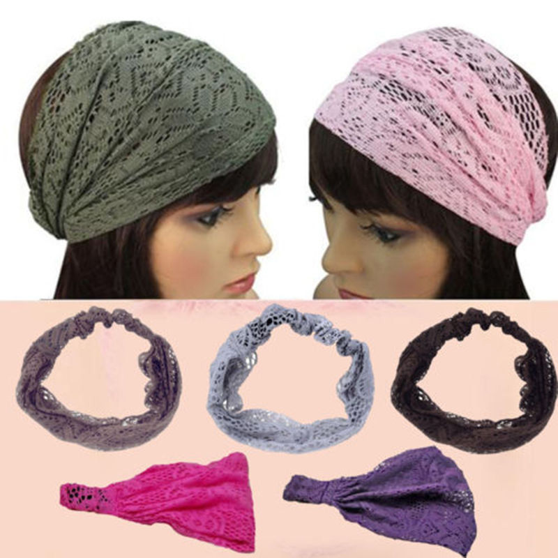 online buy wholesale lace bandana from china lace bandana