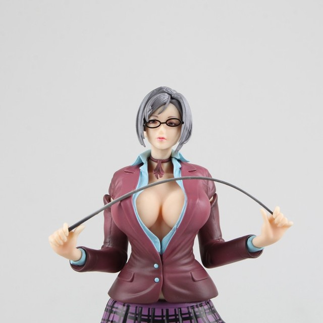 22cm Anime Sexy Figure Prison School Shiraki Meiko Japanese Action Figures PVC Collection Model toys for christmas gift