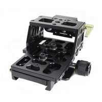 ALUMOTECH Camera Rig For DSLR 15mm Rig Quick Release Baseplate GH3/GH4/A7S/5DMK III