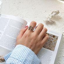 Женское кольцо с кристаллами amaiyllis Открытое из стерлингового