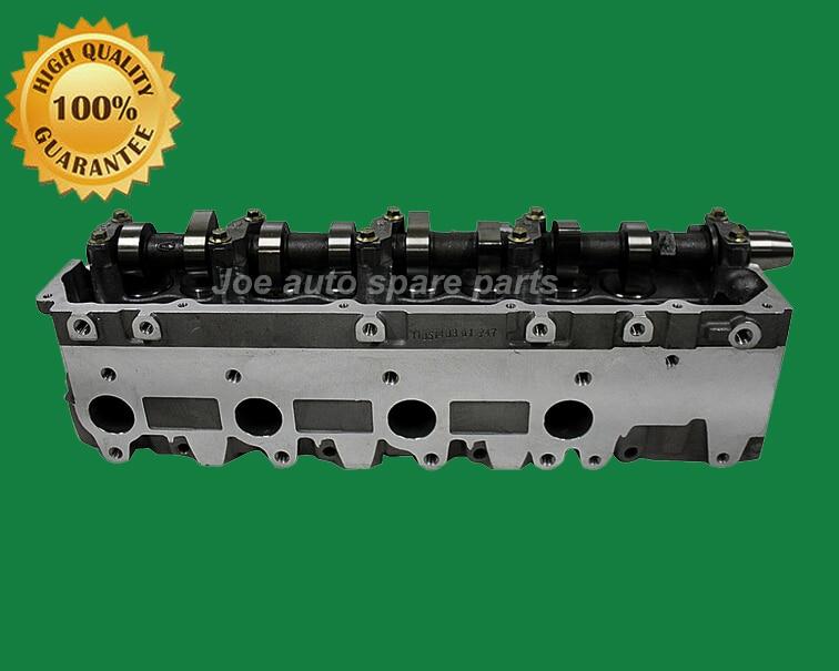 1KZ 1KZ TE 1KZTE головки цилиндров в полной сборке/сборе для Toyota Land Cruiser 90/Prado/4 Runner/Hi lux 2982cc 3.0TD 8v 2000