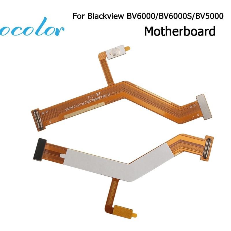 Ocolor для Blackview BV6000 BV6000S BV5000 FPC материнская плата гибкий кабель ленточное соединение основная плата компонент запасные части