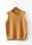 2016 Otoño Invierno Coreano de Muy Buen Gusto Ocasional de La Vendimia O Cuello de Argyle de Punto Chaleco Suéter de los Géneros de punto Negro Blanco Gris sweter mujer T104