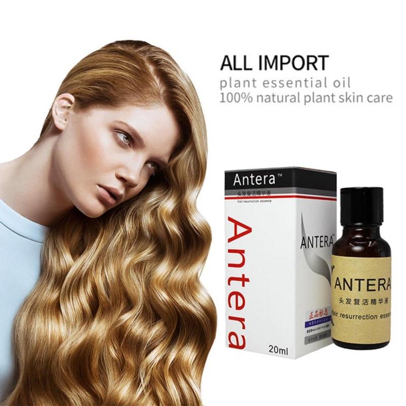 Beauty Makeup Herbal Hair Growth Essence Hair Loss Liquid 20ml Dense Hair 1 Bott