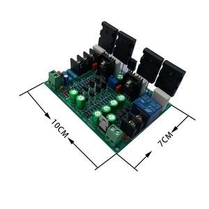 Image 3 - Lusya 클래스 a1943/5200 디지털 앰프 보드 200 w 모노 hifi 발열 클래스 순수 전력 amplificador A9 009