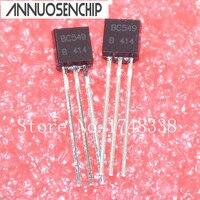 1000pcs BC549 NPN Transistor 0 1A 30V Low Noise Amplifier NEW