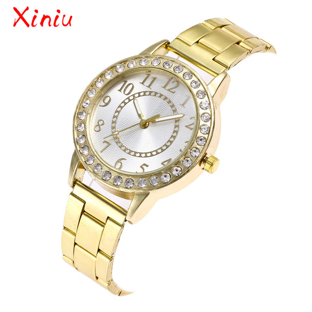Watch Female Wrist Watches Women 2018 Zegarek Damski Watch Luxury Rose Gold Silv