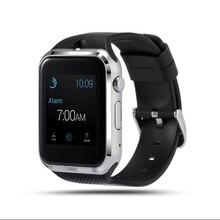 2016 bluetooth smart watch gd19 unterstützung sim-karte pedometer tragbares gerät smartwatch für iphone xiaomi android pk dz09 gt08 u8
