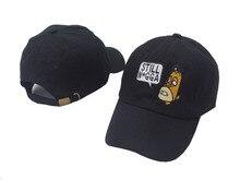 c7320fb15 أحدث تصميم رمادي لا يزال n * gga أبي قبعة burlesque strapback قبعة بيسبول  100% القطن لا هيكل قابل للتعديل الرجال النساء snapback