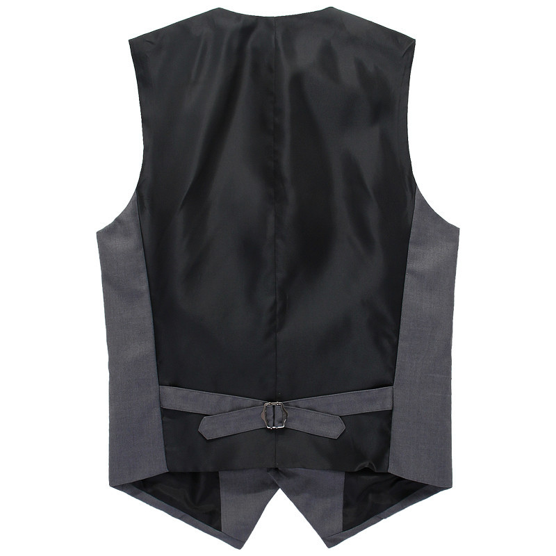 Men's Fashion Suit Vest High-end Business Casual | bend it like Beckham 4