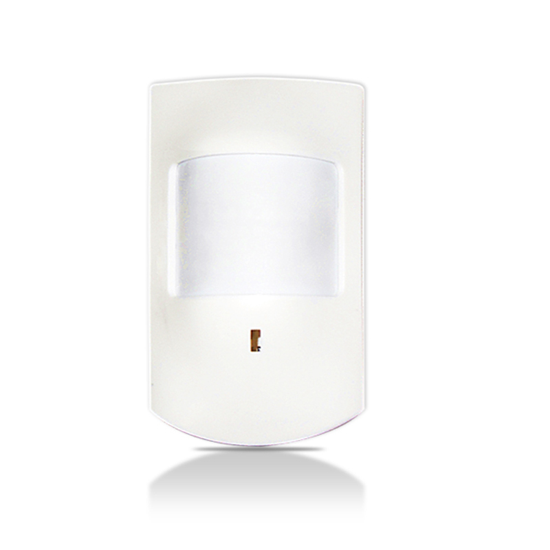 868MHZ Wireless Intelligent PIR Motion Detector With Backup Lithium-ion Polymer Battery Built For GSM Home Alarm DIY System