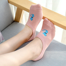 5 Pairs Of Cute Cartoon Animal Cat Socks Pattern Ladies MenS Kids Cotton WomenS Fashion Casual