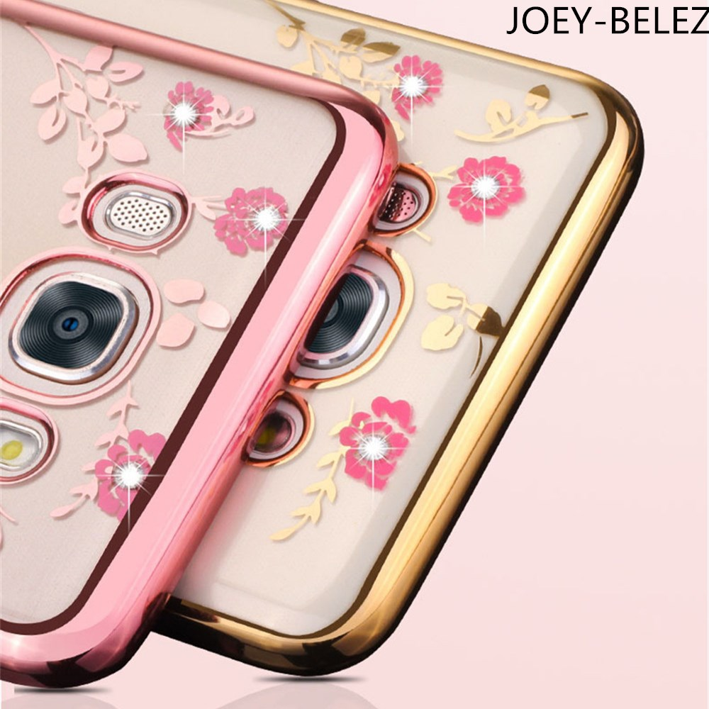 Plating Case For Samsung J4 J6 J8 A6 A8 2018 A9 Star Soft TPU Cover For Galaxy Note 9 8 S6 S7 S8 S9 Plus A3 A5 A7 J3 J5 J7 2017