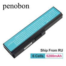 penobon 5200MAh 6 Cells Laptop font b Battery b font for Lenovo IdeaPad Y450A Y450G Y550