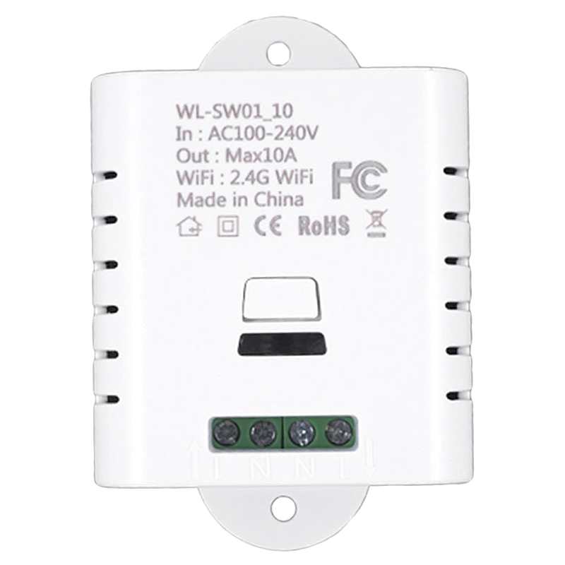 Worldwide delivery smart switch tuya in NaBaRa Online