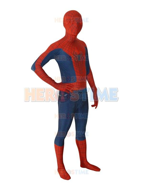 3D Spiderman Superhero զգեստները ամենատարածված - Կարնավալային հագուստները - Լուսանկար 2
