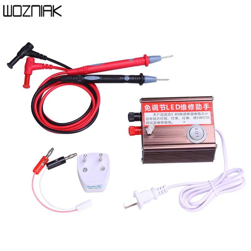 Screen LED LCD TV Backlight Tester Meter Tool Lamp Beads Light Board Test