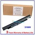 Kingsener 11.1 В 31WH аккумулятор ноутбука HS03 для HP Pavilion 14-ac0XX 15-ac0XX 255 245 250 G4 240 HSTNN-LB6V HSTNN-PB6S 807611 - 831
