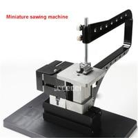 Mini Saw Machine Small Machine Tool 12V 24V 75WTool Six Inch Teaching Machine Miniature sawing machine 12000r/min