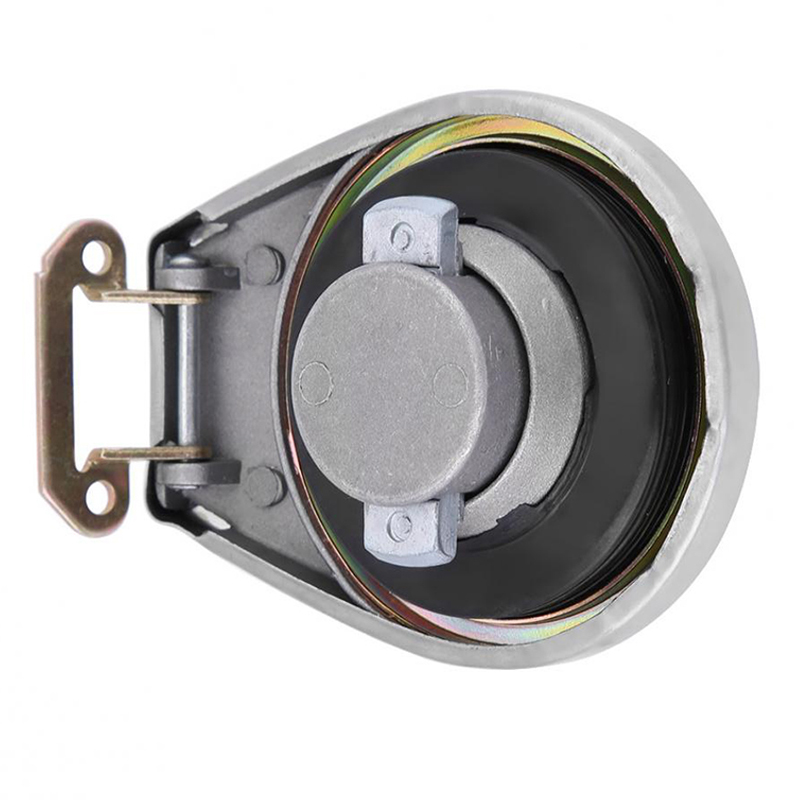 Image 4 - 1x Stainless Steel Motorcycle Oil Fuel Tank Gas Cap Cover W 2pcs Keys For Honda-in Tank Covers from Automobiles & Motorcycles