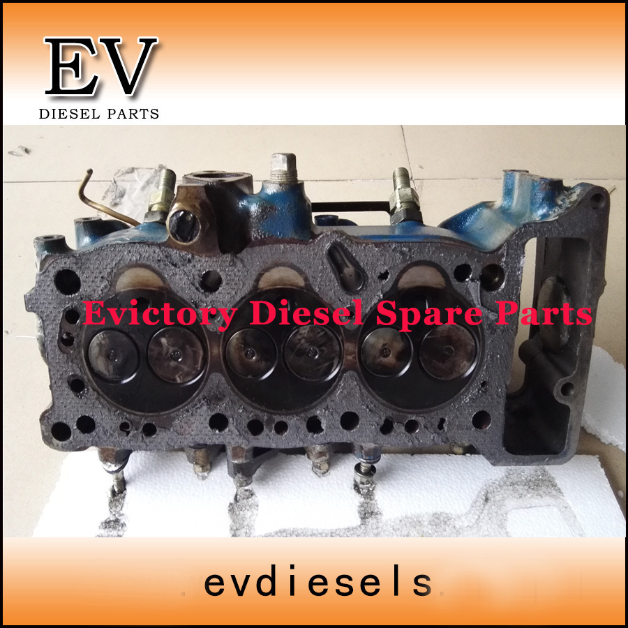 small resolution of fit for isuzu 3kc2 3kc1 cylinder head for excavator