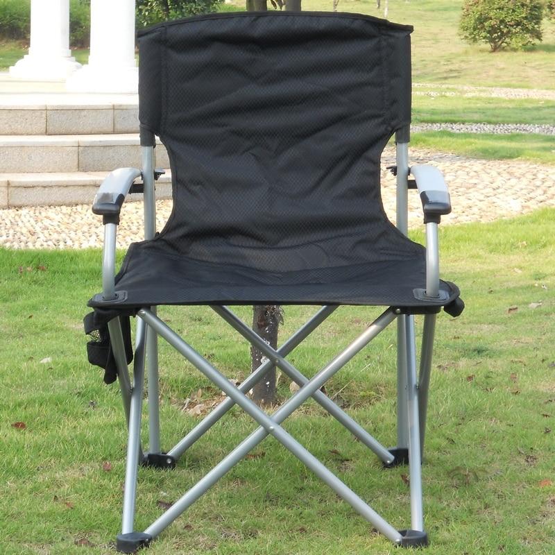 outdoor leisure chair aluminum beach chair fishing chair fishing chair