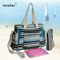 new mother the package Bohemia style canvas bag multi-function mother big capacity, oblique ku mu ying package