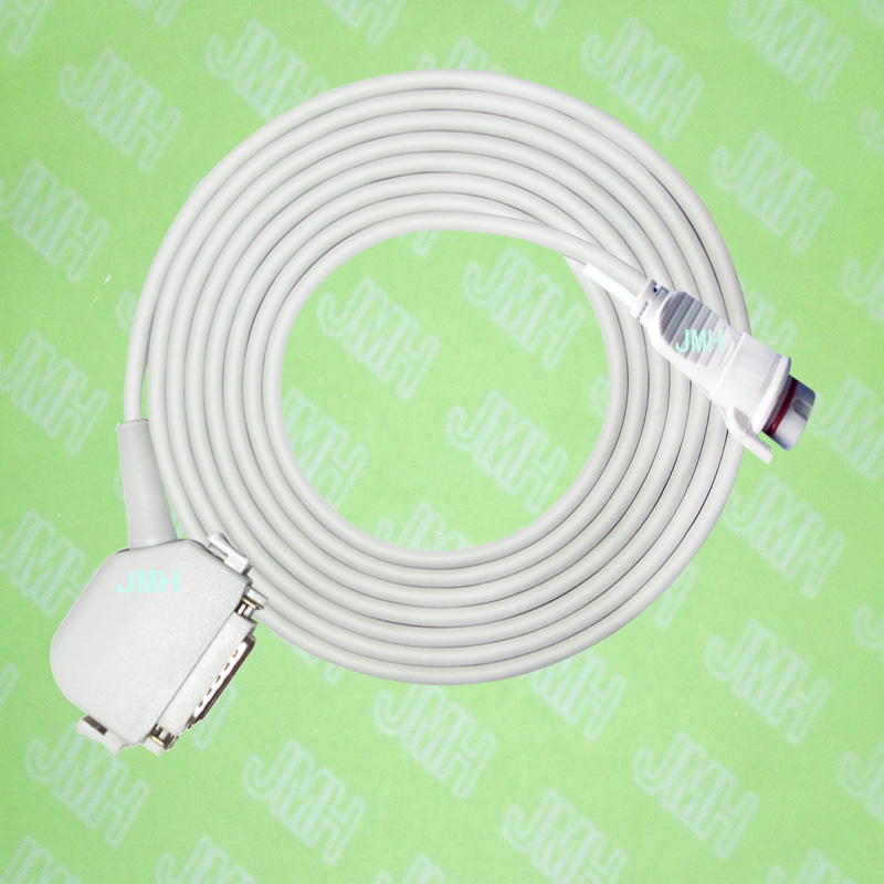 Compatible with Siemens/Drager the BD IBP transducer Adapter cable,DB 15pin to 7pin.Compatible with Siemens/Drager the BD IBP transducer Adapter cable,DB 15pin to 7pin.